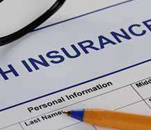 Insurance Accepted info